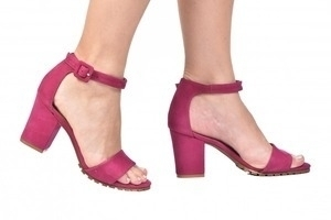 Sandália Tratorada Cam. Pink