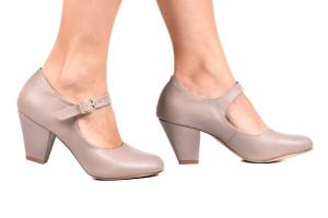Sapato Boneca Cimento