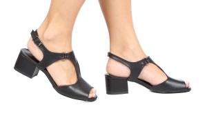 Sandália Old Fashion Preta