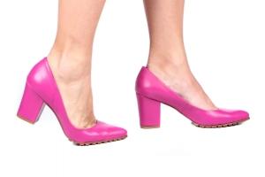 Scarpin Tratorado Pink Premium