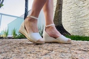 Espadrille Sapato Sarja
