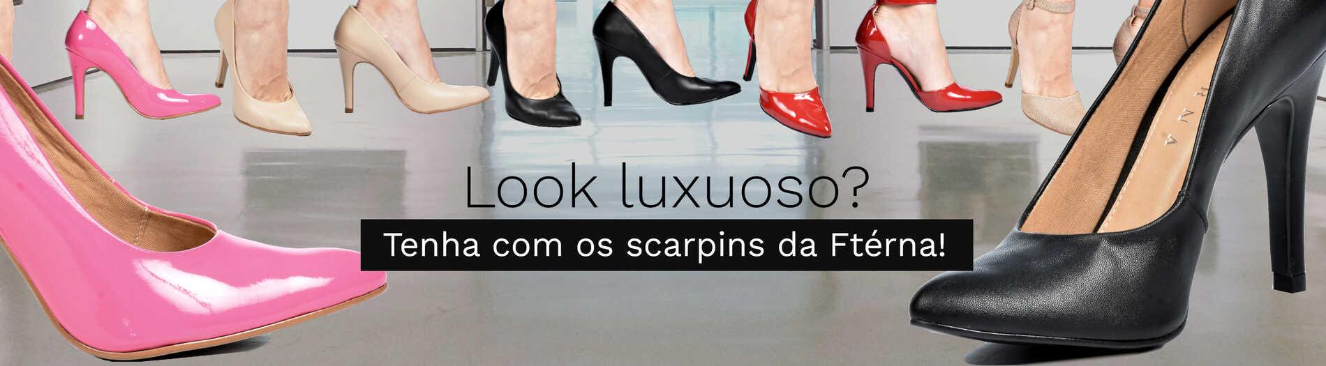 Look Luxuoso Ftérna.